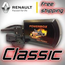RENAULT CLIO II 1.5 DCI 101 CV TUNING CHIP BOX CHIPTUNING POWERBOX  IT