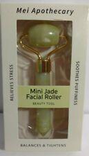 Mei Apothecary Mini Jade Facial Roller Beauty Tool - 1ct