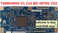 NEW AUO T-Con Board T400HW04 V1 Ctrl BD 40T05-C02 SONY KDL-46EX750 For 46''TV
