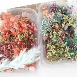 3 Box Epoxy Mix Candle DIY Pendant Dried Flowers Craft Making Handmade Material