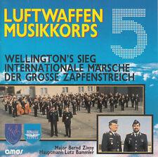 Luftwaffenmusikkorps 5 CD 1992
