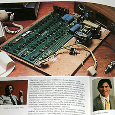 Apple 1 Steve Jobs MITS Altair Intel 4004 IBM Mark 1 UNIVAC Cray-1 Babbage ENIAC