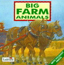 (Good)-Big Farm Animals (First Discovery Series) (Paperback)-Harper, Don-0721496