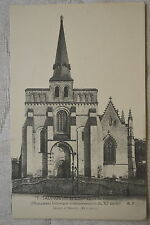 "CPA "" SAUMUR - Eglise de Nantilly"