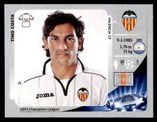 Panini Liga de Campeones 2012-2013 Tino Costa Valencia CF no. 401