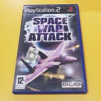Space War Attack GIOCO PS2 VERSIONE ITALIANA