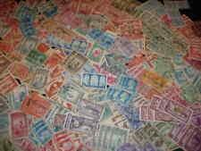 COLONIES +++++++ OBLITERES ++++ ALGERIE ++++ BEAU VRAC DE 500 TIMBRES +++++ 1€
