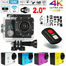 SJ9000 Action Cam 2'' 4K WiFi Digital Kamera Sport 16MP DV Wasserdicht 1080 R8R1