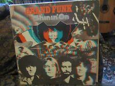 """Grand Funk, """"Shinin On"""" (Rare UK Vinyl LP)"""