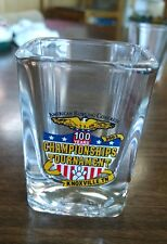 AMERICAN BOWLING CONGRESS 100 Years Championship s Knoxville TN. Shot glass b42