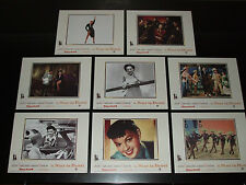 """Collector (Eight) Theater Lobby Cards """"A Star is Born""""  Judy Garland"""