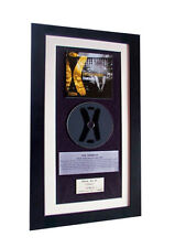 DAVE GAHAN+DEPECHE Hour Glass CLASSIC CD Album QUALITY FRAMED+FAST GLOBAL SHIP