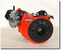 RACING GO KART BRIGGS ANIMAL OHV RACING ENGINE NEW MOTOR ENGINE FAST ORANGE