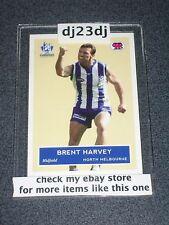 2009 SCANLENS CARD BRENT HARVEY NO.016 OF 400