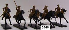 Armies In Plastic 5540 - WW1 Mounted British Lancers Figures/Wargaming Kit
