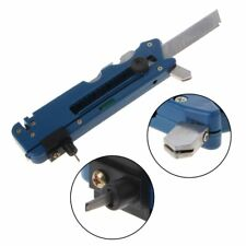 Professional Glass & Tile Cutter Metal Cutting Kit Tool with Measure Ruler Us