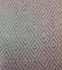 Rogers & Goffigon Linen Diamond Upholstery Fabric- Toccata/Banya 3.75yd 92507-10