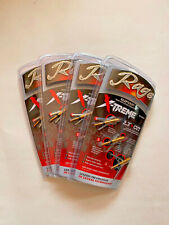 "4 packs Rage X-TREME Extreme SC Expandable 2 Blade 100 Gr 2.3"" Cut Broadheads"