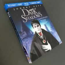 Dark Shadows [Blu-ray/DVD 2-Disc Set, 2012, Canadian, Lenticular Slipcover]
