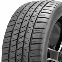 2-New 245/40ZR20 Michelin Pilot Sport A/S 3 Plus 99Y 245 40 20 Performance Tires
