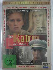 Die Katrin wird Soldat - PIDAX 14 teilige Serie - Metz, Krieg, Claudia Brunnert
