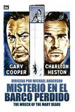 MISTERIO EN EL BARCO PERDIDO - The Wreck Of The Mary Deare