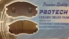 Protech Ceramic Rear Brake Pads Fit Audi Q7 PORSCHE CAYENNE VOLKSWAGEN TOUAREG