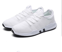 Men's Athletic Sneakers Outdoor Sports Running Casual Shoes Breathable Lace Up