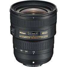 Nikon AF-S NIKKOR 18-35mm f/3.5-4.5G ED Lens for Digital SLR Cameras