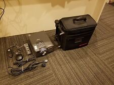 Sharp Notevision 4 XG-NV4SU LCD Projector Bundle Great Condition FREE SHIPPING