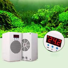 Fish Tank Shrimp Aquarium Water Cooling Fan Machine Chiller 30L 100W & Kit.·