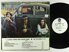 The City - Now That Everything's Been Said LP - Ode - Carole King! Stereo PROMO