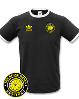 Stone Roses Adored Football Retro Ringer Style T-Shirt - All Sizes & Colours