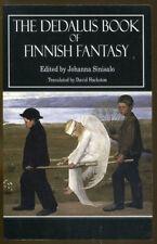 The Dedalus Book of Finnish Fantasy Edited by Johanna Sinisalo-2010