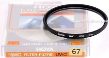 Hoya UV HMC Filtro 67 mm per Carl Zeiss Flektogon 2.8/20mm Canon EF-S 18-135 mm
