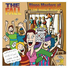 The Fall - Bingo Masters at The Witch Trials LP - Record Store Day 2016 RSD
