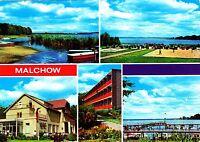 Malchow , DDR , Ansichtskarte , 1985 gelaufen