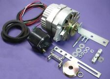 New Ford 2N 9N Tractor Alternator Conversion One Wire 12V 63 Amp w/Instructions
