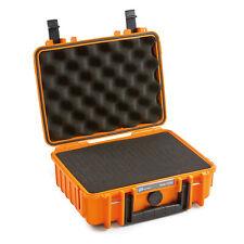B&W Outdoor Case 1000 orange SI