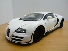 1 18 Minichamps Bugatti Veyron Super Sport 2011 White
