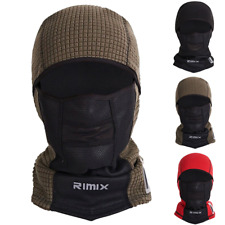 Balaclava Face Mask Winter Fleece Thermal Windproof Ski Mask For Outdoor Sports