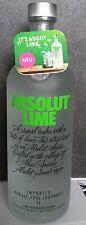 Absolut Vodka Lime 1L mit Tag