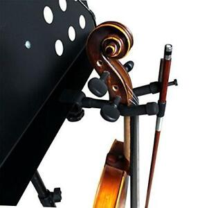 Vizcaya Violin Stand VLH20 Violin Hanger With Bow Holder for Music