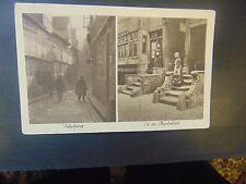 AK HAMBURG - ALT SCHULGANG etc. ca. 1920  siehe 2x BILD