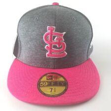 6a55516bc9d Pink MLB Fan Cap