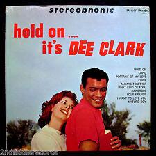 DEE CLARK-HOLD ON... IT'S DEE CLARK-Rare Northern Soul Album-VEE JAY #SR-1007