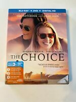 The Choice w/ Slipcover (Bluray/DVD, 2016) [BUY 2 GET 1]