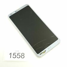 """New listing Lg G6 H873 32Gb 5.7"""" Factory Gsm Unlocked Smartphone (Cracked) 1558"""