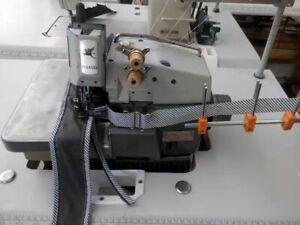 Pegasus 2 Thread Chain Stitch Binding Overlocker For Trouser Pocket Inseam Sewin