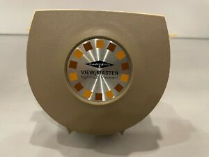 View-Master Viewer Model H, Lighted Viewer, Excellent Condition Works Tested